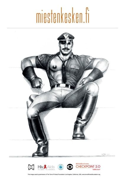 Tom of Finland-juliste